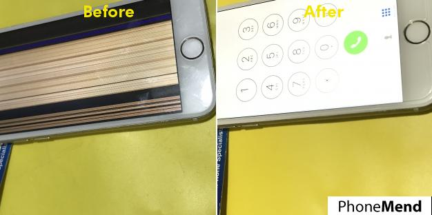iPhone 6 Screen Replacement in Hemel Hempstead
