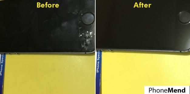 iPhone 5s Screen Replacement in Hemel Hempstead