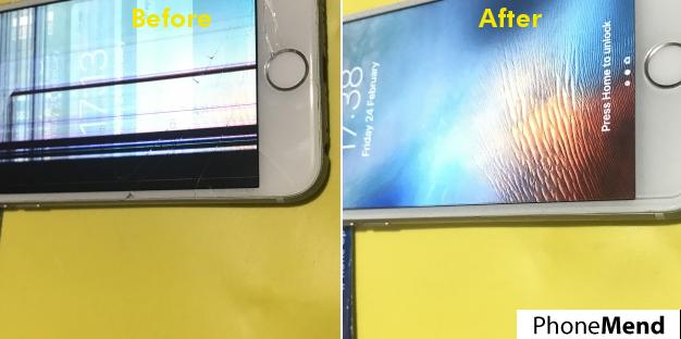 iPhone 6 Screen Repair in Hemel Hempstead