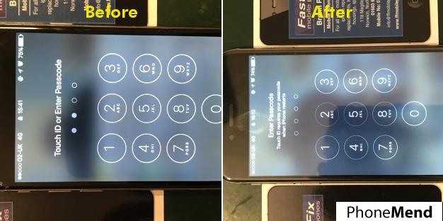 iPhone 6 Screen Repair in Norwich