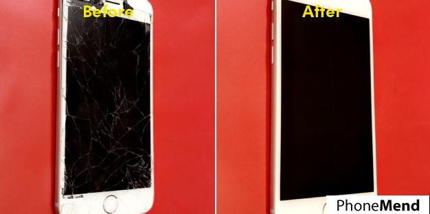 iPhone 6 Screen Repair in Fife
